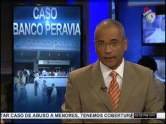 Fiscal, Autoridades Y Representantes De Ejecutivos Del Banco Peravia Se Reúnen #Video