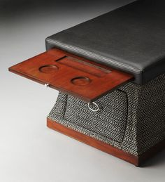 Butler Specialty Co. - Storage Cocktail Bench - 4286140