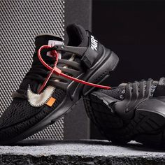 ef8ec8a68a Fancy | Air Presto Off-White Black 2018 Rare Sneakers, White Sneakers,  Sneakers