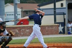 Taking a hack at the Perfect Game Showcase in East Cobb, GA; circa 2012.