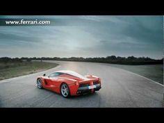 2013 New Ferrari LaFerrari HD First Commercial New Car Review 2013