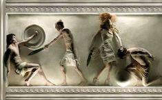 Photographic Sculptures - Greek Art by Eugenio Recuenco (GALLERY)