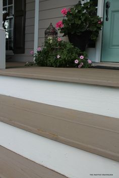 Hi, Friends! Hope you all are having a nice Summer! I wanted to post an update about our wrap around porch and experience using the Behr Deckover product last Spring and its appearance and durability a year later. Due to such an incredible interest readers have taken regarding this post I wrote last year, this …