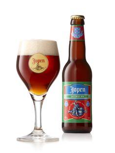 Jopen Jacobus - Brouwerij Jopen, Haarlem, Nederland. Beoordeling GGOB: 5,6