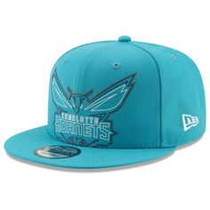 newest 44f5a dee70 Charlotte Hornets New Era Light It Up 9FIFTY Snapback Hat – Teal, Your Price