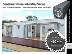 Valued Reader, Following the incredible popularity of our digital book series – The Most Influential Shipping Container Homes Ever Built – we have decided to release a number of expanded titles for 2015 showcasing in greater detail some of the best in Container based Construction from around the World. This Booklet Number 36 in the series is free as an electronic download. If you are interested in reviewing our first book or any others in the series please drop us an email, we...
