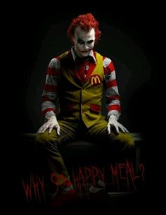 Why so happy meal