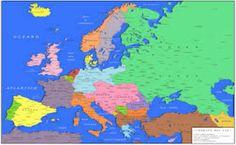 L'Ivie sugli immobili detenuti all'estero Historical Maps, Nerf, Ivy, Naruto, Diagram, World, Blog, Geography, Europe