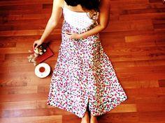 Vintage 1980s Skirt | Floral Skirt | Maxi Skirt | #vintage #vtg80s #80sfashion #romper #polkadotromper #polkadots #80sstyle #usofvintage #etsy #etsyfind #etsyshop #estyvintage #bestofetsy #bestofvintage #shopmycloset #thatsdarling #vsco #shop #shopig #shopnow #stylist #shopetsy #etsyvintage #dreamdress #dreamskirt #springskirt #springskirt #ootd #shopping #springwardrobe