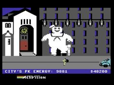 Ghostbusters (Commodore 64) OMG the best
