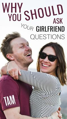Find out why asking your girlfriend a question is an awesome way to go about starting a positive conversation with her.