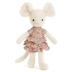 Jellycat Posy Myrtle Mouse - OUT NOW!