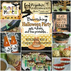 Spooktacular ideas to help you brew up something special to take to the little goblins at school or for your ghoulish guests -  Halloween is going to be a real treat!