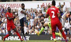 Football: Liverpool Beat Spurs 2-1, Sturridge Brace