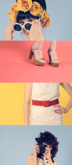 such a charming video & color inspiration!           Red Velvet Lookbook // Spring 2011