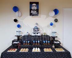 star wars kit imprimible candy bar - deco fiesta cumpleaños