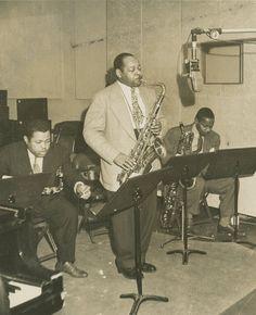 Tab Smith, Coleman Hawkins and Harry Carney Coleman Hawkins, Jazz Club, Jazz Age, Blues