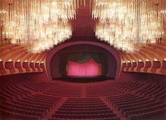 """Teatro Regio, Turino, Italia, where the world premiere of Puccini's """"La Bohème"""" was performed here on Feb 1, 1896. The conductor was Arturo Toscanini."""