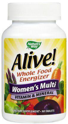 7 Best Multivitamins For Women All Stalk