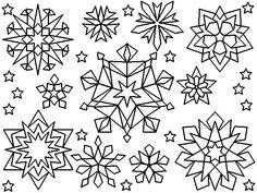 Snowflakes Coloring Sheets free printable snowflake coloring pages for kids Snowflakes Coloring Sheets. Here is Snowflakes Coloring Sheets for you. Snowflakes Coloring Sheets free snowflakes coloring pages printable. Pattern Coloring Pages, Coloring Pages To Print, Colouring Pages, Coloring Pages For Kids, Free Coloring, Coloring Books, Noel Christmas, Christmas Snowflakes, Christmas Colors
