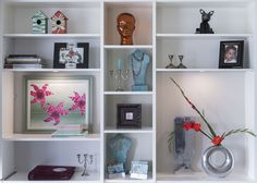 Details for new living www. House Made, Eclectic Style, Diva, Shelves, Texture, Interior Design, Detail, Chic, Modern