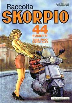 SKORPIO RACCOLTA n.330      NOVEMBRE 2001, EDITORIALE AUREA