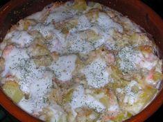 Gratin+de+pommes+de+terre+au+saumon+fumé