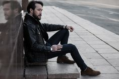 🌞 Check out this free photoFull Length of Man Sitting in City    ☑ https://avopix.com/photo/60370-full-length-of-man-sitting-in-city    #male #man #person #adult #people #avopix #free #photos #public #domain