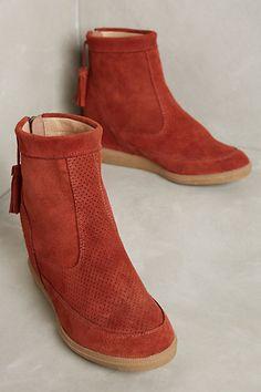 e55fa267f534 KMB Sacha Wedge Sneaker Booties