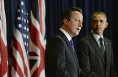Obama y Putin se evitan en París, pero se lanzan mensajes sobre Ucrania - USA Hispanic