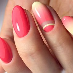 Best Ideas to Make Your Oval Nails Even More Gorgeous ★ See more: https://naildesignsjournal.com/oval-nails-best-ideas/ #nails