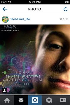 Teo as Alex in Earth to Echo best movie ever !!!❤