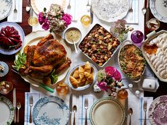 Are you all ready for the big day? 21 Thanksgiving Menu Ideas - Thanksgiving Dinner Menu Recipes - Country Living