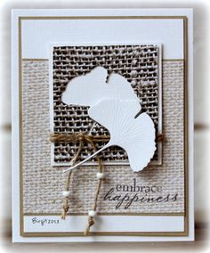 SC447 Embrace Happiness by Biggan - Cards and Paper Crafts at Splitcoaststampers