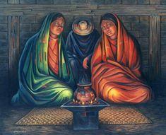 arte mexicano pintura - Buscar con Google