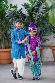 Kids Style Inspiration for Indian Weddings | Big Fat Asian Wedding