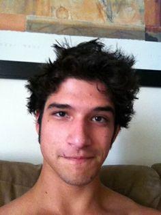 Tyler Posey Teen Wolf, Teen Wolf Scott, Italian Male Model, Bed Hair, Dylan Sprayberry, Scott Mccall, Disney Stars, Hilary Duff, Dylan O'brien