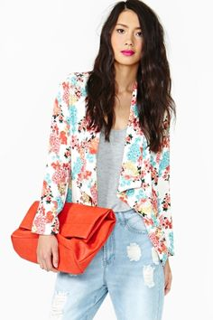 Hot Bloom Jacket