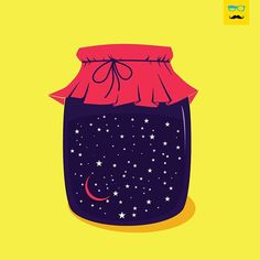 The jar of space, for every relationship.
