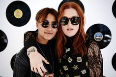We interviewed Icona Pop! Photos by Nina Westervelt/MCV Photo.