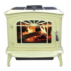 Breckwell SWC21 Cast Iron Wood Stove