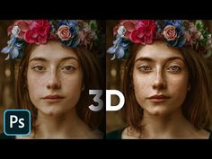 Make Your Portraits Come to Life in Photoshop! Using a simple blend mode technique, add a depth and take control of the light. In this tutorial, learn how. Digital Art Photography, Photoshop Photography, Photography Tutorials, Photography Tips, Creative Photography, Photoshop Youtube, Photoshop Tips, Photoshop Tutorial, Lightroom