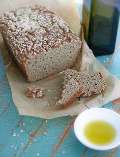 Whole Grain Gluten-Free Bread recipe by Gluten-Free Goddess