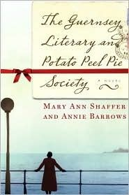The Guernsey Literary and Potato Peel Pie Society I want to read this. It was recommended to me.