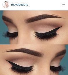 If you would like enhance your eyes and also improve your attractiveness, finding the very best eye make-up ideas can really help. You want to make certain you wear make-up that makes you start looking even more beautiful than you already are. Eye Makeup Tips, Smokey Eye Makeup, Skin Makeup, Makeup Inspo, Makeup Inspiration, Makeup Hacks, Makeup Ideas, Makeup Tutorials, Makeup Eyeshadow