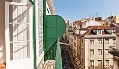 Baixa House | Lisbon | urlaubsarchitektur.de holidayarchitecture.com