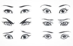Eyes are very expressive - art by Gabrielle