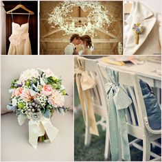 Understated, Rustic, Charm, Beauty, Wedding, Inspiration, Fabric, Bouquet, Chandelier, Wedding Dress, Gown, White, Ribbon, Bow, Chair, Decor, boutonniere, Bride, Groom, Blue, Yellow, Pink, Wedding 101, Nashville, TN