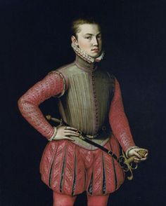 Don John of Austria Alternative TitleArchduke Rudolf of Austria CollectionCulture and Sport Glasgow (Museums): Pollok House Artist Attributed to Rúa, Juan de la (Spanish artist, active 16th century)  Attributed to Sánchez Coello, Alonso (Spanish painter, ca.1531-1588) Date Earliestabout 1560