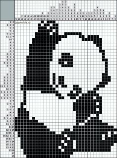nonograms - Recherche Google Pixel Crochet Blanket, Crochet Chart, Crochet Stitches, Crochet Patterns, Beaded Cross Stitch, Cross Stitch Patterns, Peler Beads, Fillet Crochet, Pixel Pattern